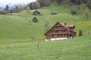 Farm house near Mortgertenberg